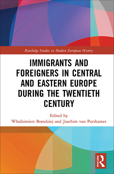 immigrants and foreigners cover