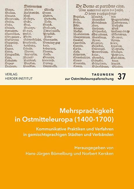 bömelburg kersker mehrsprachigkeit ostmitteleuropa cover