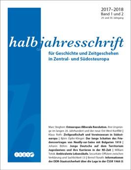 cover halbjahresschrift