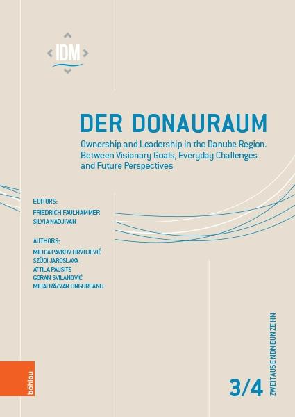 der donauraum 3 und 4 2019 cover