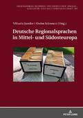 ivanescu sandor deutsche regionalsprachen