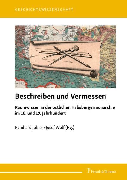 johler wolf beschreiben und vermessen cover