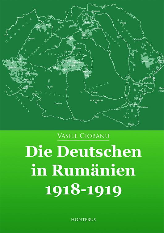 ciobanu die deutschen in rumänien